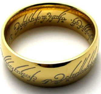 Ring-The One-of-The-Lord-of-the-rings