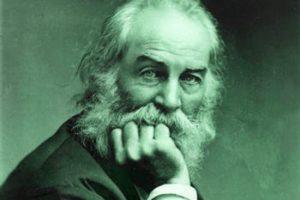Carpe Diem-Walt Whitman